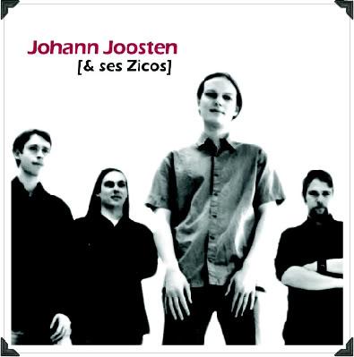 Johan Joosten et ses Zicos