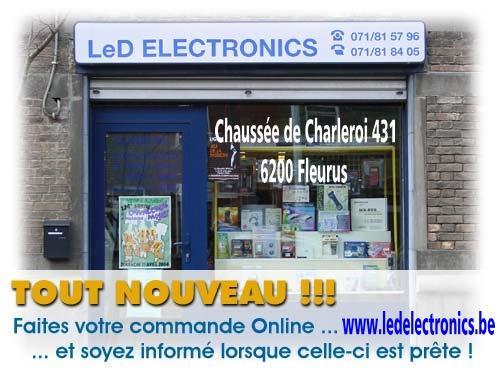 LeD  ELECTRONICS