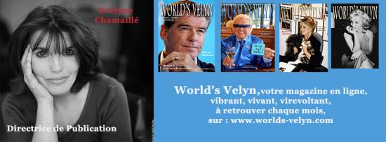 Montage WORLD'S VELYN Canal5
